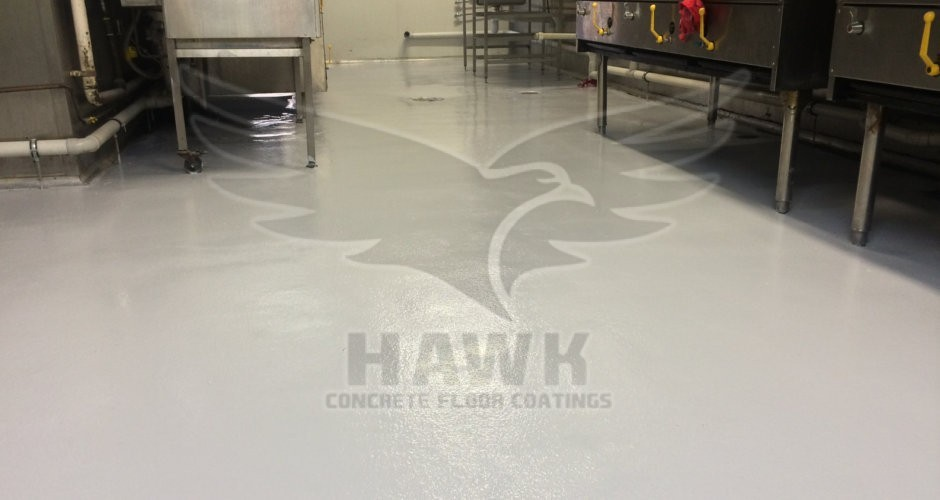 Commercial Kitchen Floors