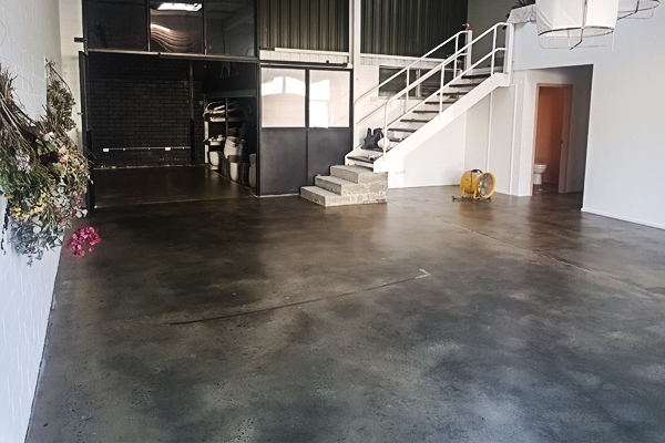 Concrete Enhancer Garage Floor