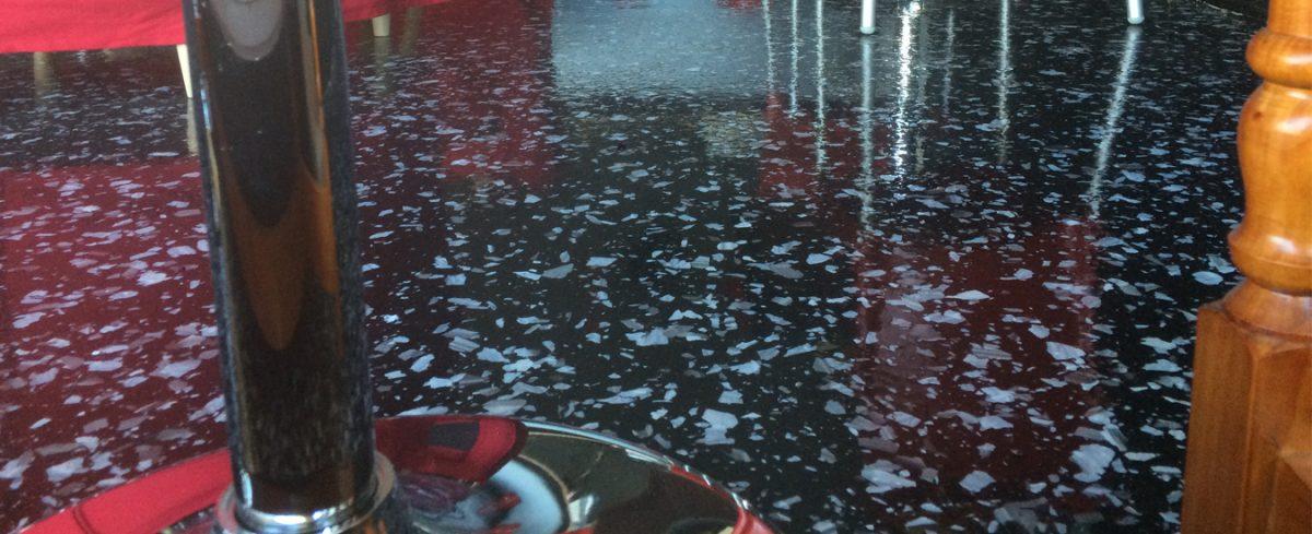 Flake Epoxy Floor Coating