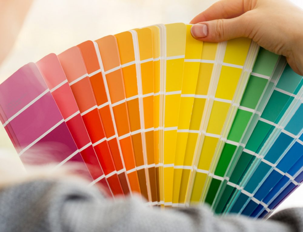 Colour Matching Your Company Colours