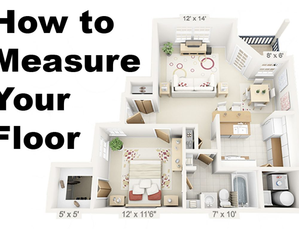 How to Measure Your Floor in 7 Easy Steps