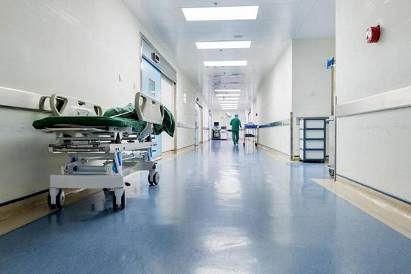 Healthcare flooring Hospital