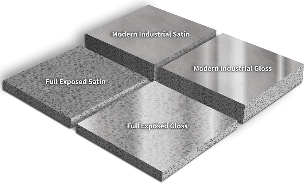 Concrete Enhancer Selection